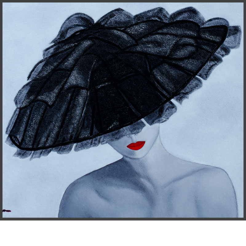 My fair lady (22″ x 28″)